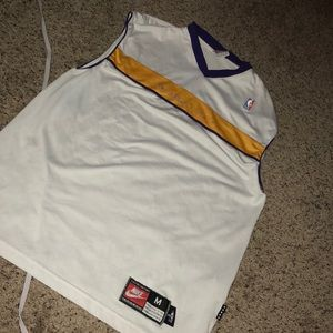 Los Angeles lakers nike Jersey